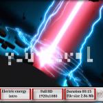 Electric energy intro